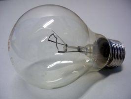 Slik feilsøker for Dim Lights i Hus Wiring