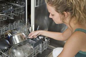 Hvordan legge en Maytag oppvaskmaskin