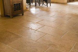 Hvordan polere Stone Tile
