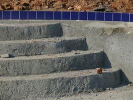 Hvordan Resurface Betong Steps
