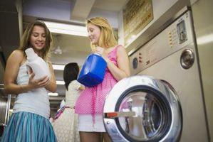 vaske dyne i vaskemaskin