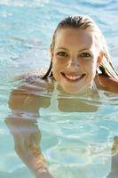 Kan jeg spare vannet i å renne en Pool?