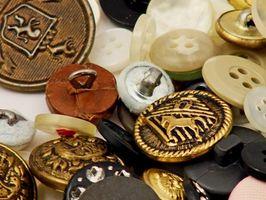 Hvordan Clean Gamle Brass Knapper