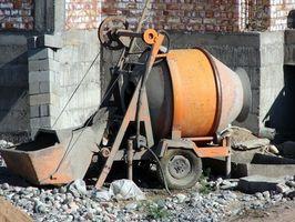 Hvordan vanntett en Cement Foundation