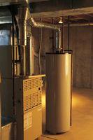 Liste over Tvunget Air Gas Furnace lukt
