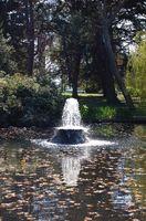 Hvordan lage en Pond Fountain