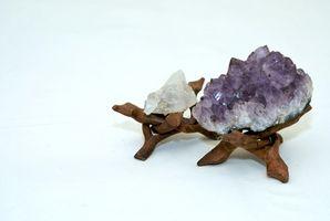 Typer av Crystal Stones