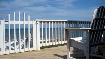 veranda rekkverk i tre