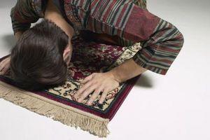 Hvordan du rengjør en Prayer Rug