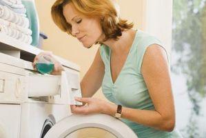Hvordan legge til Scent til Klesvask