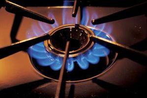 Hvordan gjenkjenne en Natural Gas Leak og hva du skal gjøre