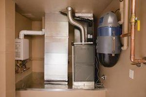 Home Furnace Blower spinner også Slow
