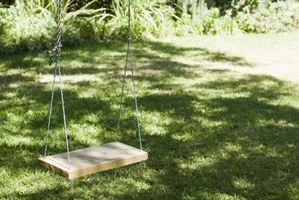 Hvordan Design en swing sett med Wood
