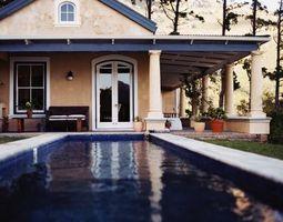 Omtrentlig kostnad for å bygge ditt eget basseng