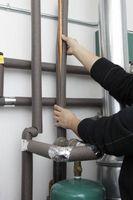 Slik beskytter PVC Pipe Fra Freezing