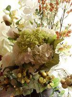 Hva Blomster se bra ut med hortensia?