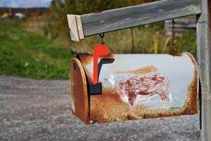 Organisk Rust fjerning