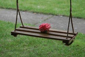 Hjemmelaget Swing Stand