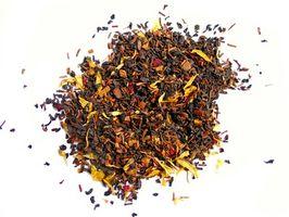 Kan du Gjenbruk teblader?