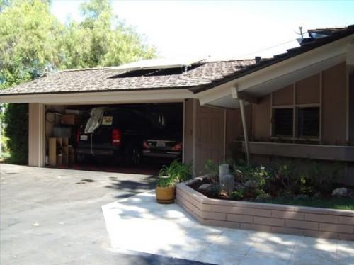 Hvordan fikse en Leaky Garage Roof