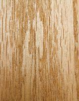 Tekstur & Properties of Oak Wood