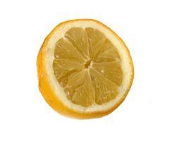 Slik Care for en Semi-Dwarf Meyer Lemon Tree