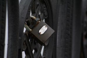 Slik fjerner en Lock Without a Key