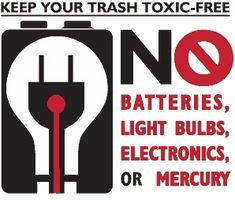 Metoder for avhending av giftig avfall