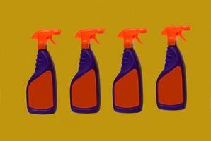 Hvordan Kast Rengjørings Chemicals