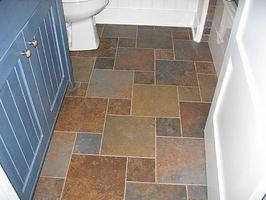 Hvordan Clean Porcelain Floor Tile