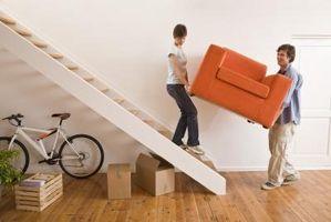 Tryggeste måte å flytte tunge gjenstander