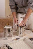 Hvordan ville du bruke Semi Gloss Paint?