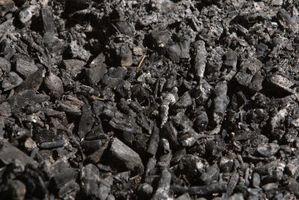 Kull Fly Ash i Making Cement, Grout og Betong