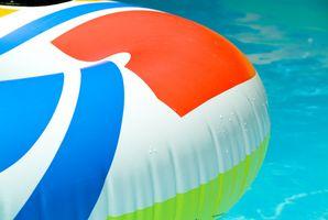 Hvordan Level bakken for en oppblåsbare svømmebasseng
