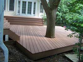 Hvordan du bytter fra Wood til en Composite Deck
