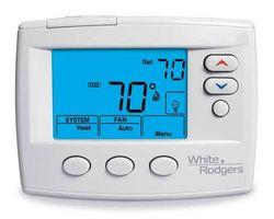 Hvordan Sett opp et batteri i en White-Rodgers Termostat
