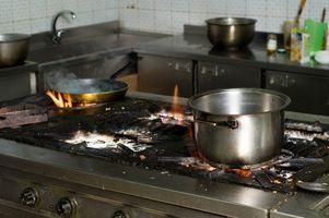 Kjøkken Brannsikkerhet for Kids