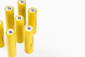 Hvordan Kast alkaliske batterier i New Jersey