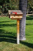 Hvordan lage din egen Post Box