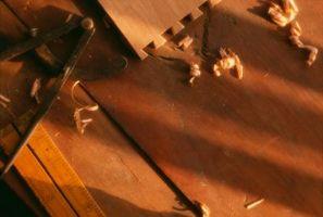 Hvordan lage Dovetail Wood ledd