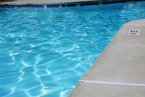 Ultrafiolett Pool Rengjøring