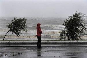 Sikkerhetsregler for en orkan