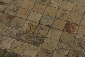 Hva Renser Rust off Tile?