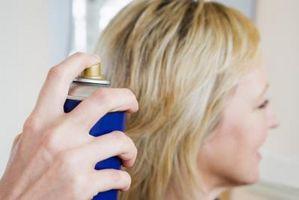 Hjem Rettsmidler for Hair Spray Fjerning Fra Bathroom Floor