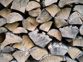 Hvordan måle en Cord av Wood