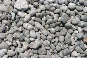 Hvordan lage en Knust-Stone Patio