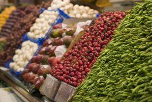 Hvordan selge Frukt og grønnsaker
