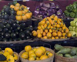 Grønnsaker som vokser godt i Abilene, Texas