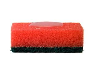 Hvordan du rengjør en Swanstone Gloss Finish Sink