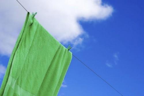 Hvordan å sterilisere Håndklær